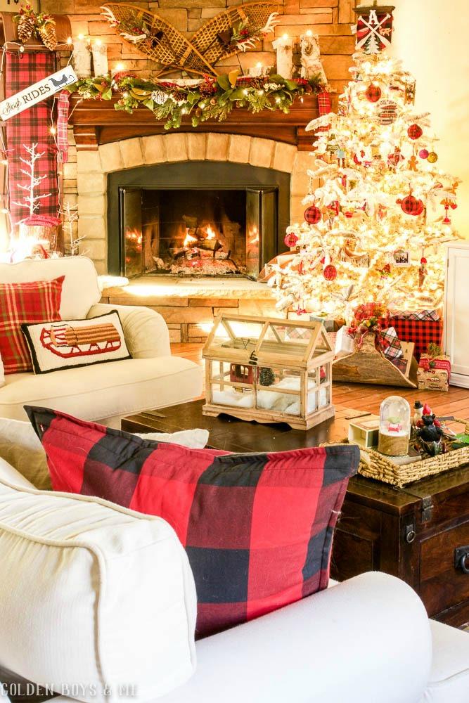 christmas decoration tree holiday family