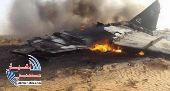 تحطم طائرة عسكرية سودانية ومقتل قائدها