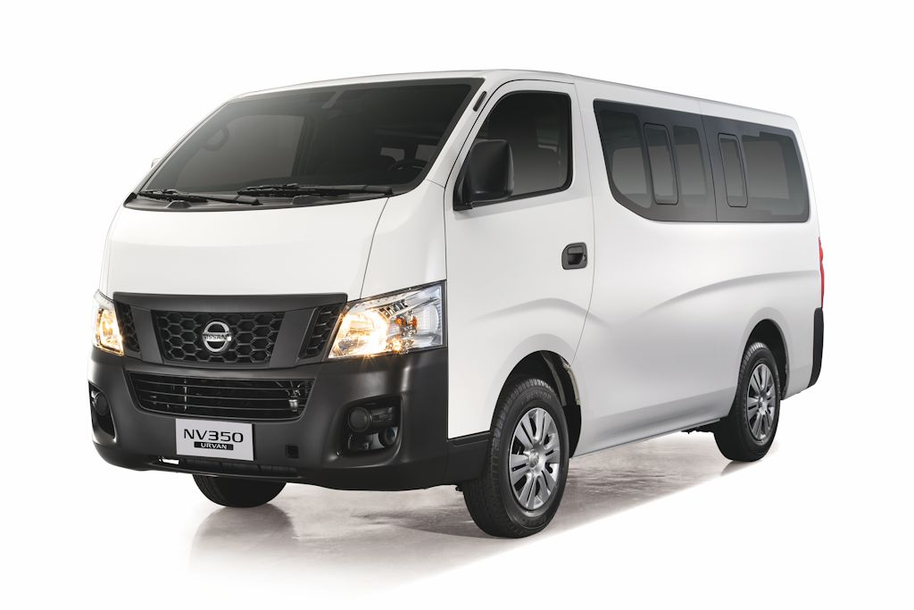 new car releases 2016 philippinesNissan Celebrates NV350 Urvans Anniversary at UV Terminals