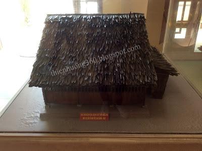 Nhà ông Năm Giáo (Rạch cái tôm - Hoà An)