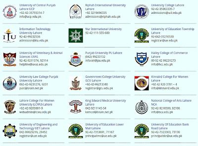 Lahore%2BColleges%2BUniversities