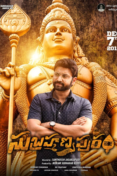 Subrahmanyapuram (2018) full hd UNCUT Dual Audio 900MB HDRip [Hindi-Telugu] 720p ESubs