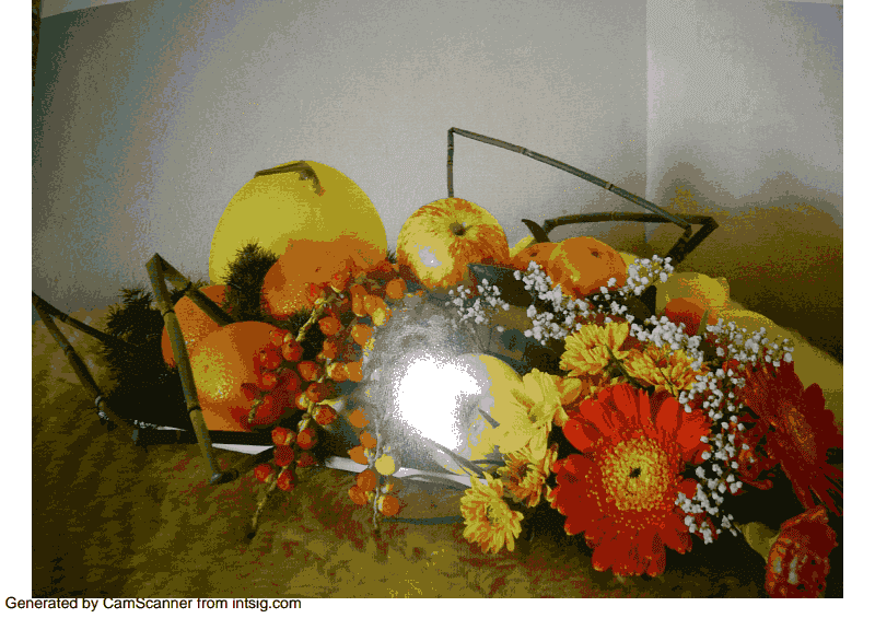 Tips Merangkai Bunga Buah Dan Sayur