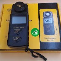 Jual Smart Sensor Lux Meter AR813A