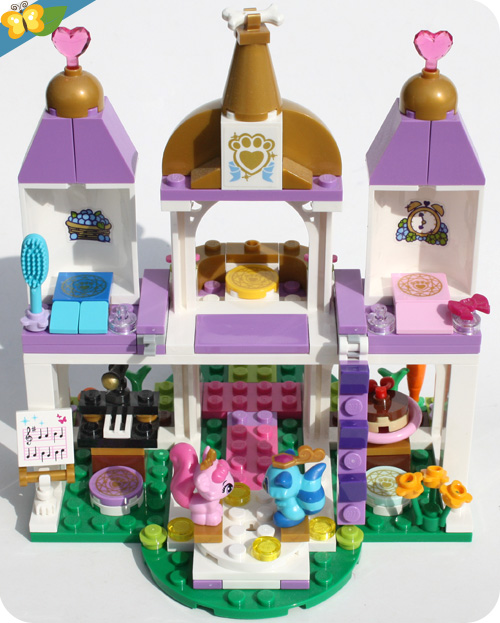 LEGO® Disney Princess - Le château royal des Palace Pets™ (41142)