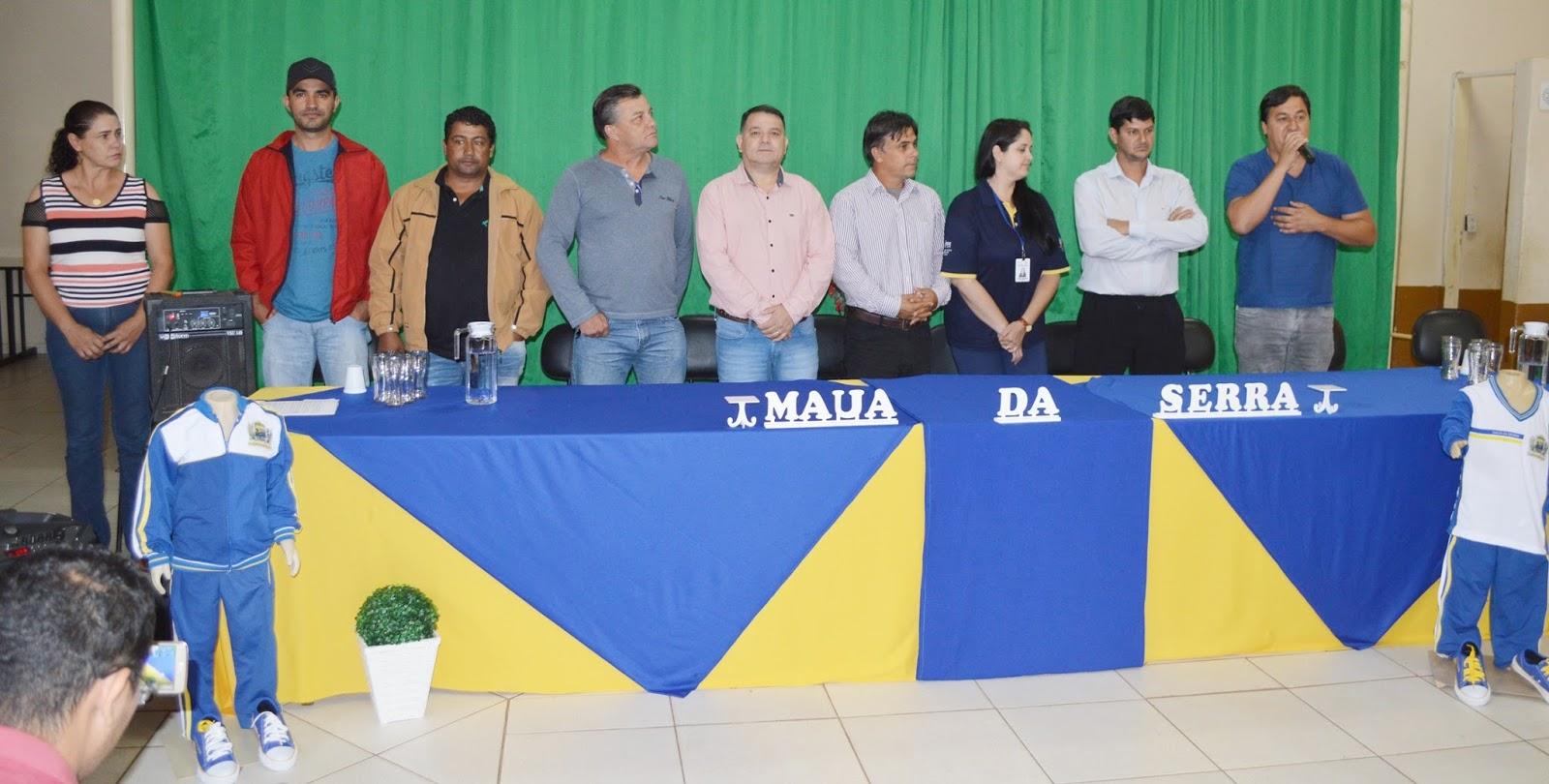 dbcd3105000c7 Blog do Sueder Martins  EDUCAÇÃO - Mauá da Serra entregou 1.100 ...