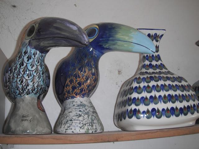 ceramics pottery Guatemala
