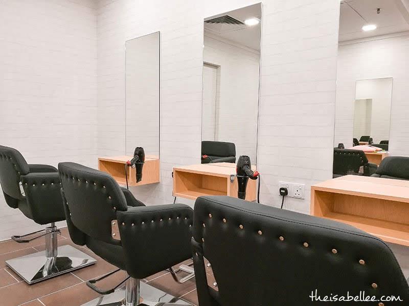 Inside Hair Color Expert Plaza Berjaya