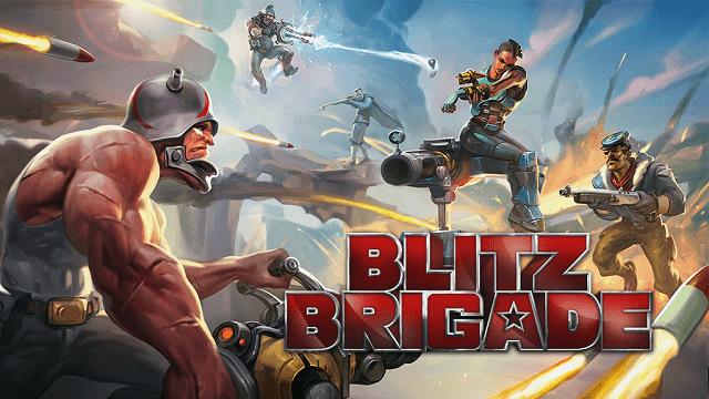 blitz brigade adalah game buatan gameloft bergenre fps