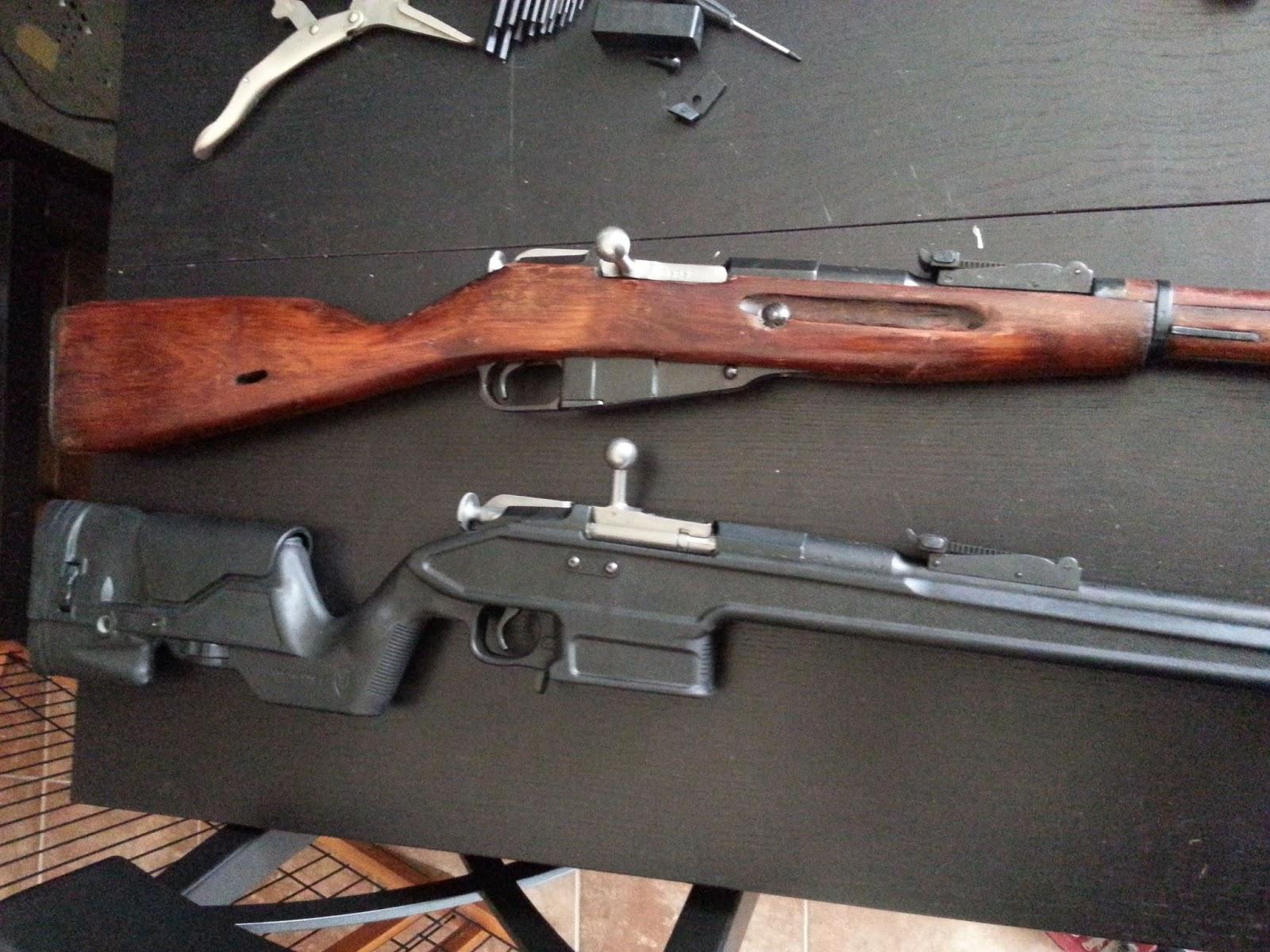 AA9130 Archangel Rifle Stocks & Accessories - mosin nagant archangel stock