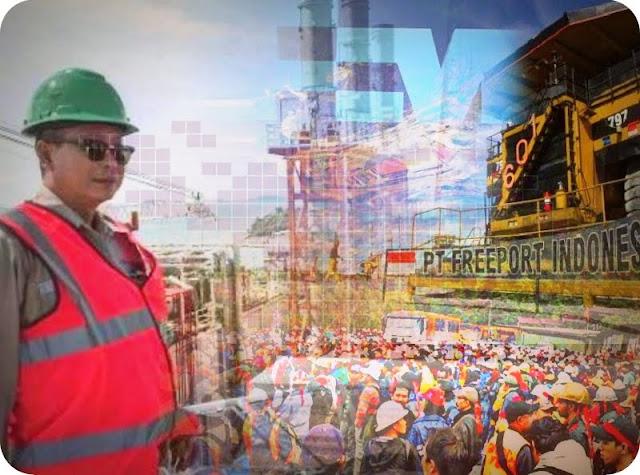 Ignasius Jonan Nilai Wajar PHK Ribuan Karyawan di Freeport dan Sub Kontraktor
