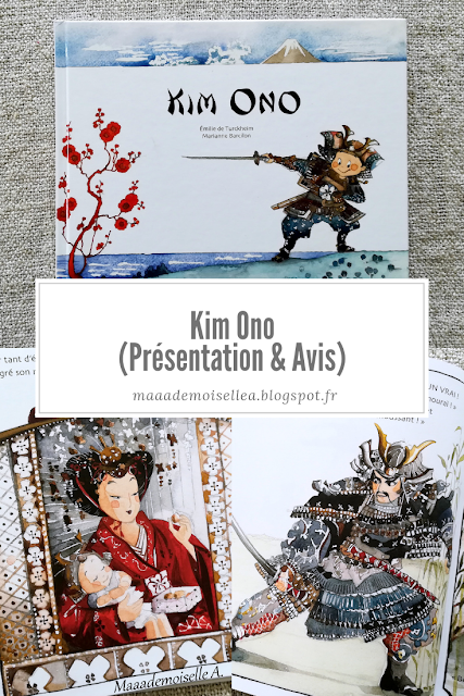 Kim Ono (Présentation & Avis)(Chut, les enfants lisent # 100)
