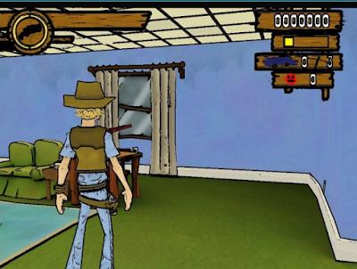 養老院牛仔(Retirement Home Roundup),幽默搞笑的動作益智遊戲!