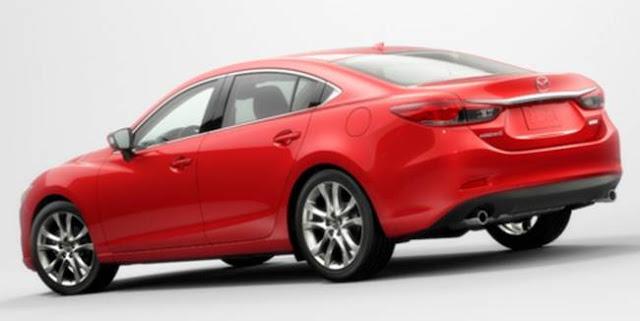 2018 Mazda 6 Turbo Diesel Redesign