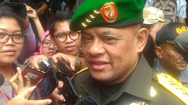 Pencalonan Gatot Nurmantyo Sebagai Capres Tinggal Menunggu Mantan Panglima TNI itu Pensiun