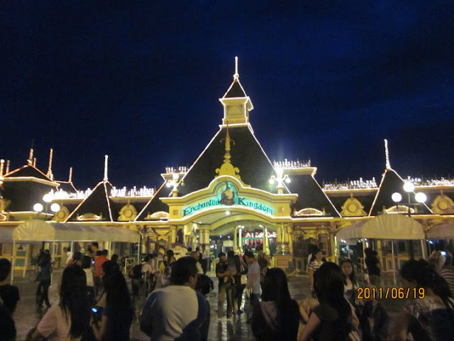 ENCHANTED KINGDOM