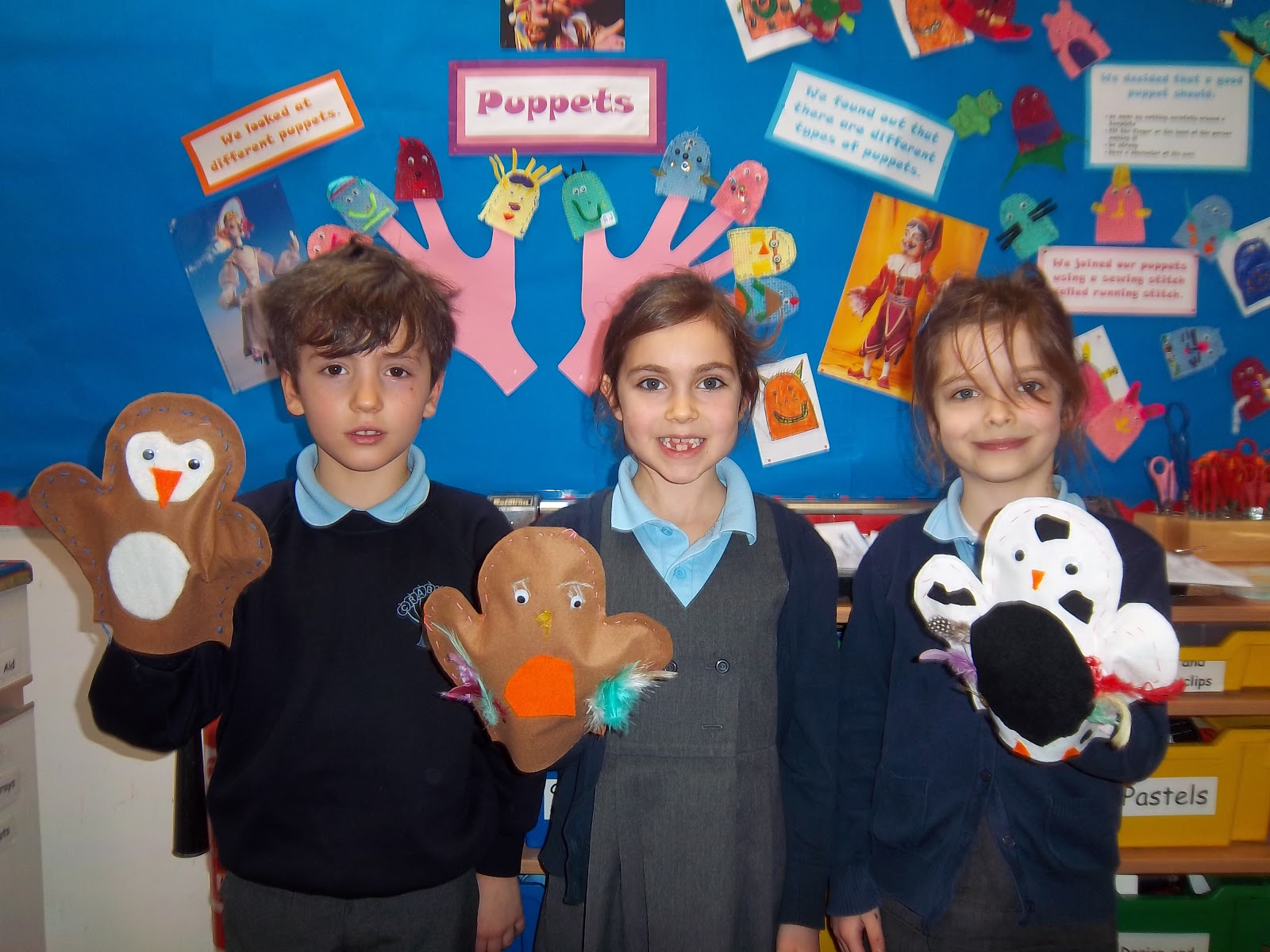 Crabtree Infants Year 2 March