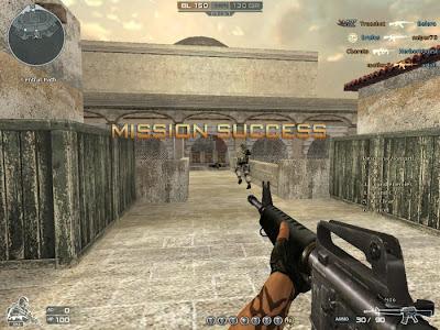 تحميل لعبة كروس فاير Download Cross Fire Free