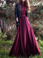www.shein.com/Burgundy-Round-Neck-Maxi-Dress-p-240141-cat-1727.html?aff_id=2525