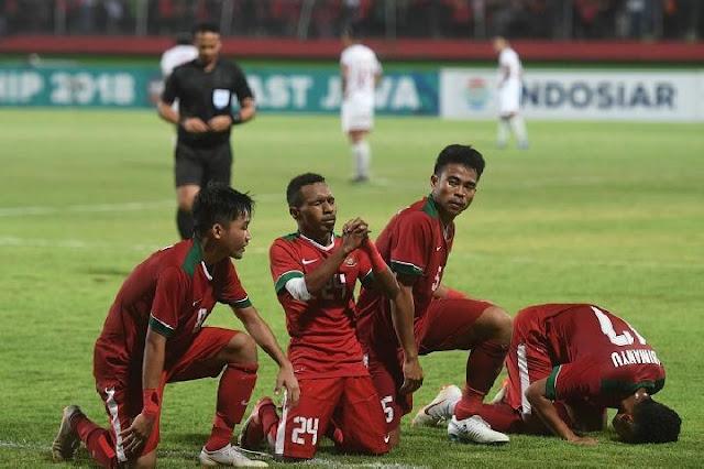 Timnas U19 Siap Main Habishabisan Lawan UEA Malam Nanti Demi Tiket Perempat Final  KarawangPortal