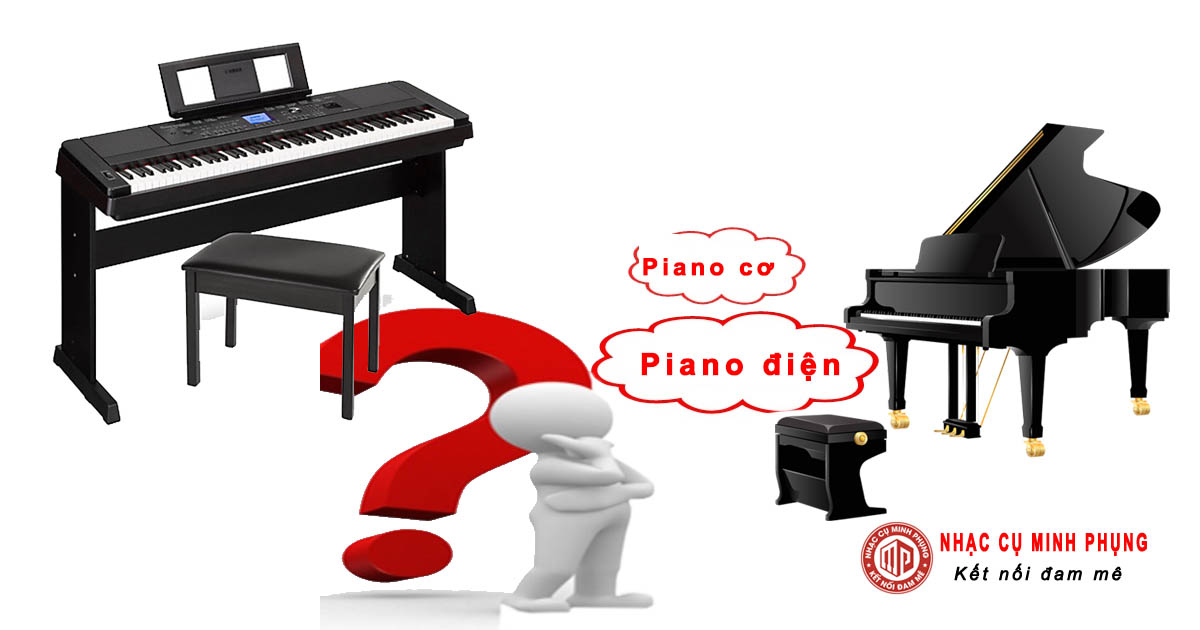 Chọn đàn piano cho người mới học