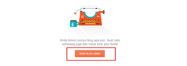 Cara Membuat dan Konfigurasi Blog  Untuk Pemula