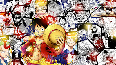 Gambar Wallpaper One Piece Crew Mugiwara