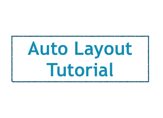 Auto Layout Tutorial