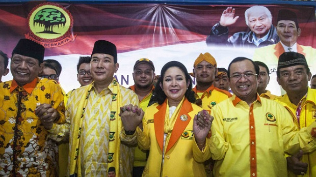 Titiek Soeharto: Berkarya All Out Dukung Prabowo-Sandi