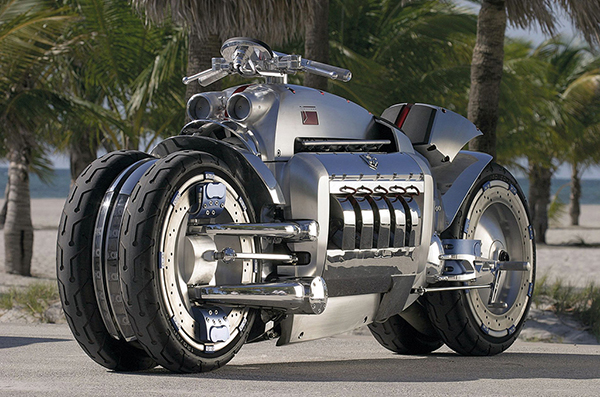 Dodge Tomahawk V10 Superbike worth $550,000: WikiAskme