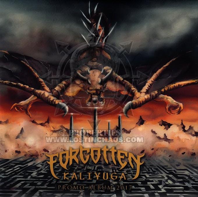 Forgotten - Kaliyuga (Promo 2017)