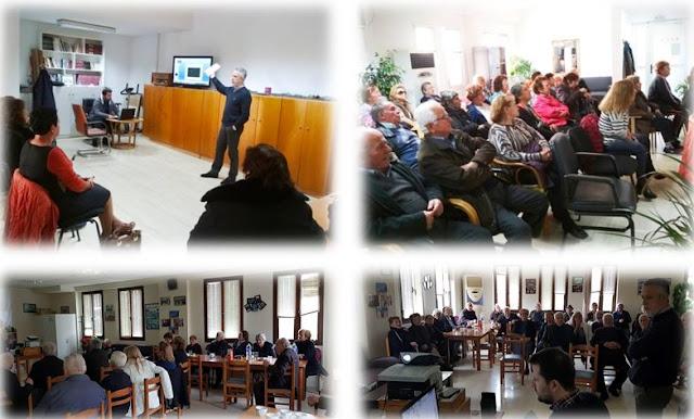 Ενημέρωση των πολιτών από το Τμήμα Ασφάλειας της Υποδιεύθυνσης Ασφαλείας Ηγουμενίτσας