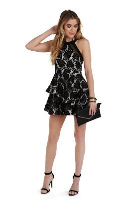 modelos de Vestidos Cortos con Encaje