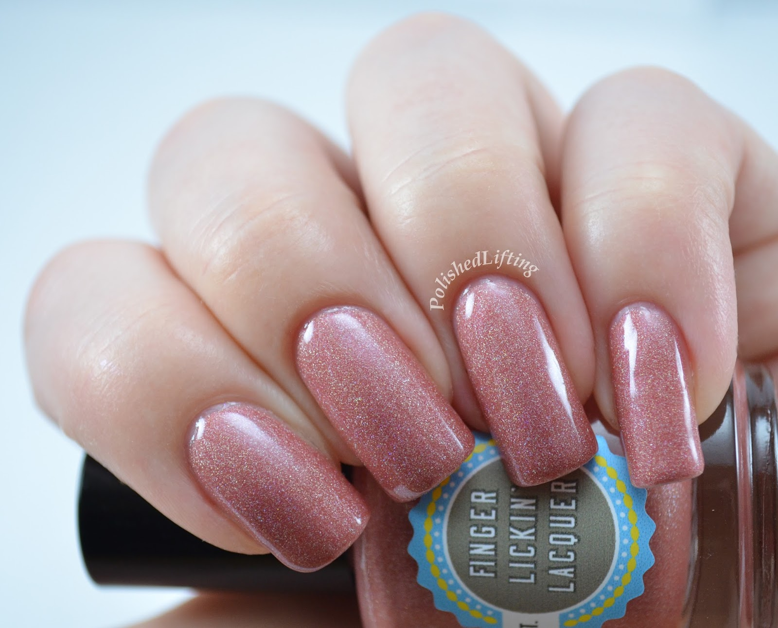 Finger Lickin' Lacquer Supernatural Knight of Hell