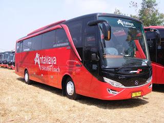 Sewa Bus Pariwisata Jakarta Antavaya 2019