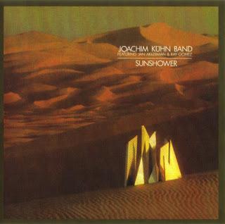 Joachim Kühn Band - 1978 - Sunshower