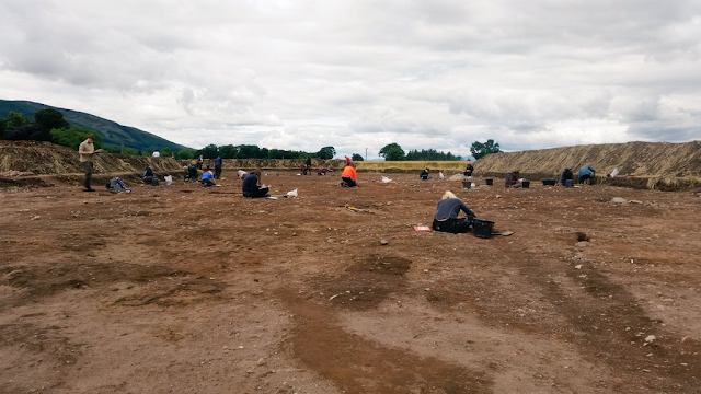 Archaeologists uncover evidence for Scotland's earliest farming