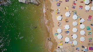 15 bãi biển đẹp mê mẩn nhìn từ trên cao - Ảnh 9