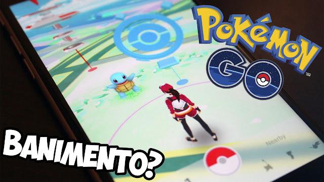 Você que joga Pokémon GO deveria ler isso!!!
