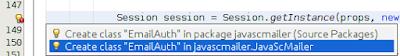 Cara Mengirim Email Menggunakan Java Swing 3