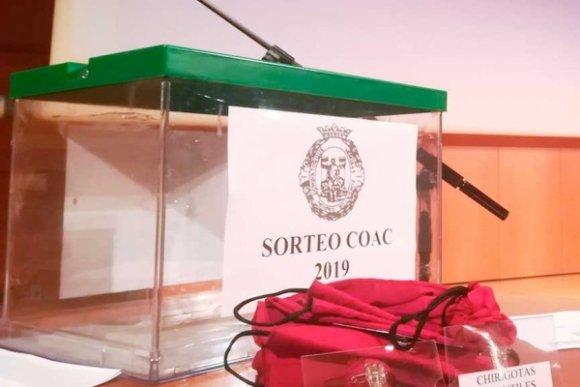 Una comparsa de Algeciras causa baja en el COAC 2019