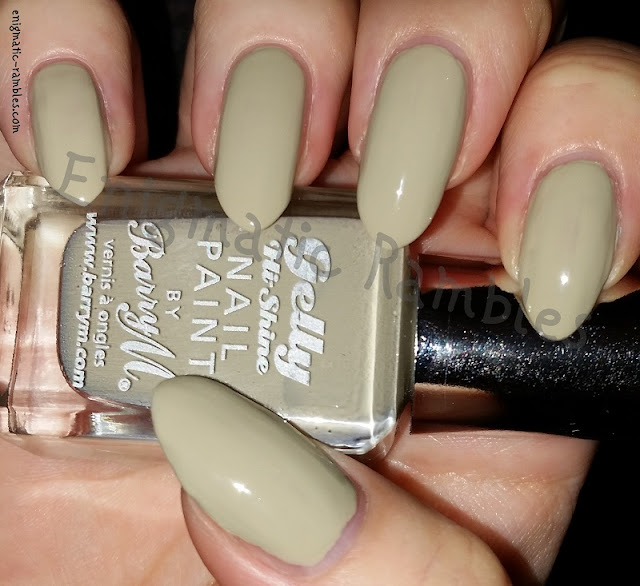 Swatch-Barry-M-Olive-Gelly