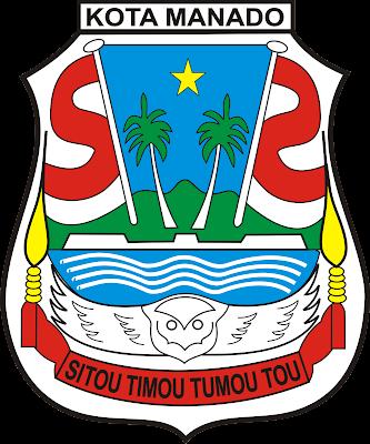 Download Logo Kota Manado PNG