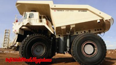 Gambar truck terbesar di dunia