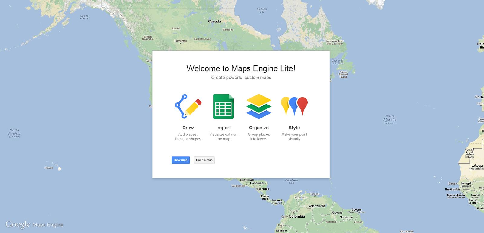 crea y aprende con laura crear colaborar y compartir mapas personalizados avanzados con google. Black Bedroom Furniture Sets. Home Design Ideas