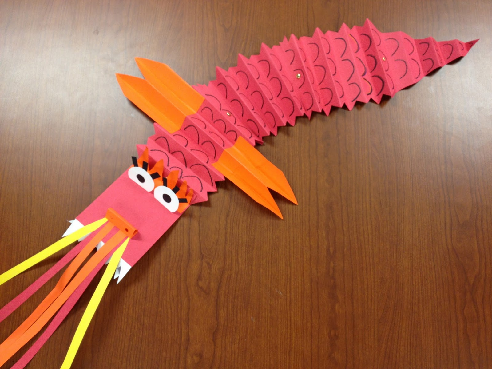 Gung Hey Fat Choy! Chinese New Year Dragons • TeachKidsArt