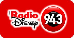 Radio Disney 94.3 FM en Vivo Argentina