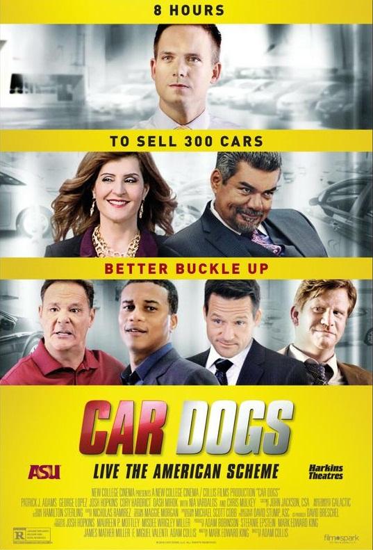 Car Dogs [2016] [DVDR] [NTSC] [Subtitulado]