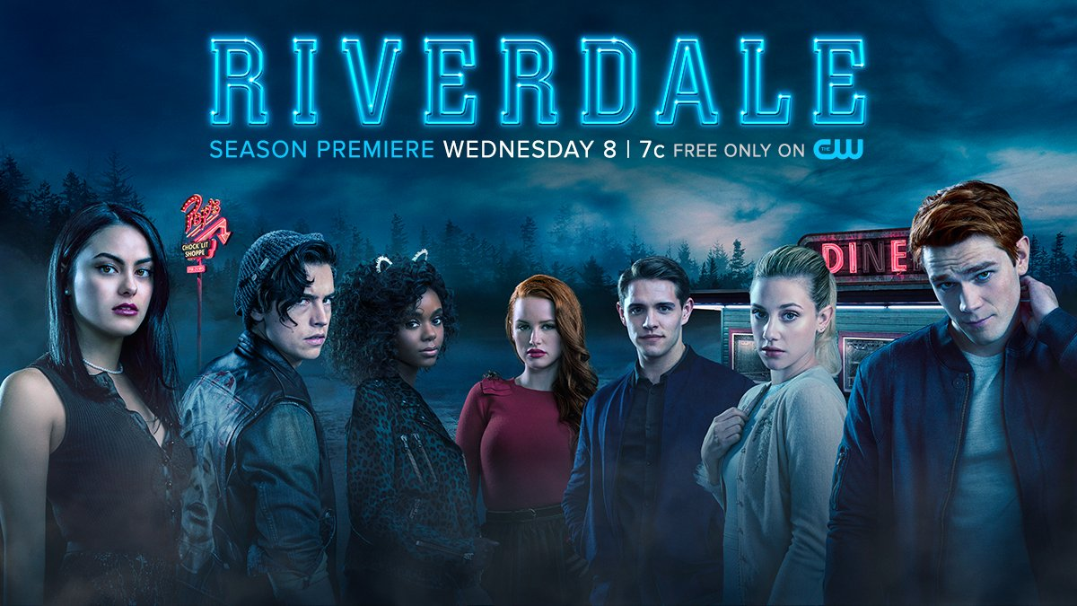 Descargar Riverdale Temporada 2 720p - Mundo Peliculas