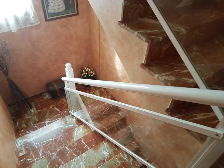 venta de chalet unifamiliar paseo de gata grao castellon escaleras